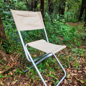 Foldable Canvas Camping Chair